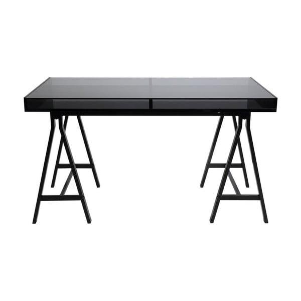 Pracovní stůl Spazio, černý