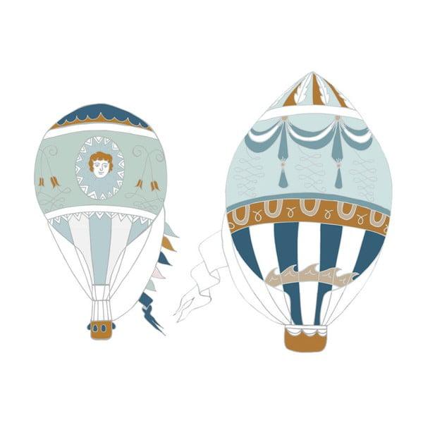 Set 2 autocolante Dekornik Ballons