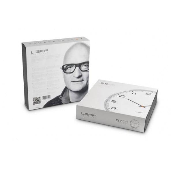 Nástěnné hodiny Grey-Green Wyzer, 60 cm