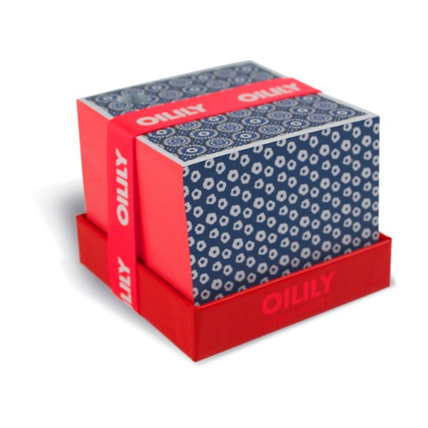 Bloček na poznámky Portico Designs Oilily, 560 stránek