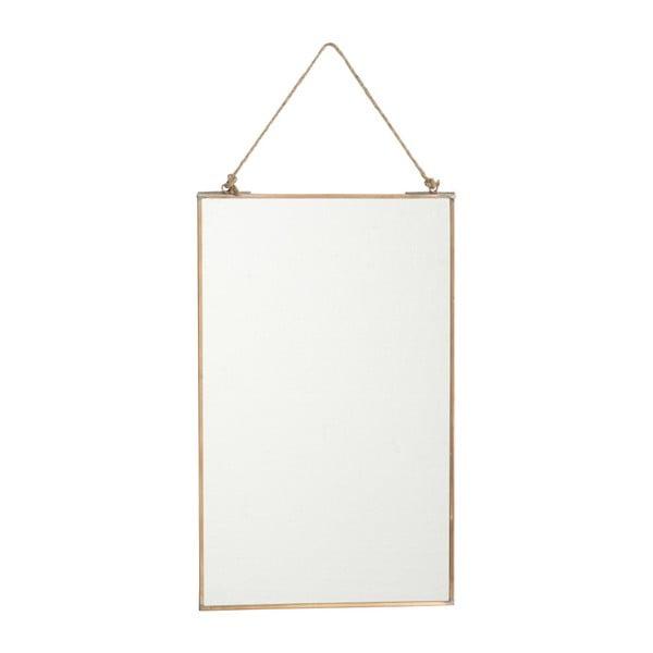 Závěsné zrcadlo Athezza Copper Vidra