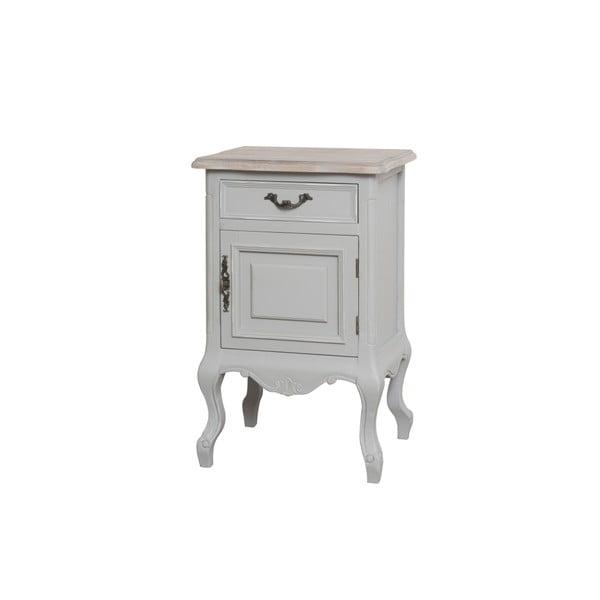 Noční stolek se skříňkou Livin Hill Catania