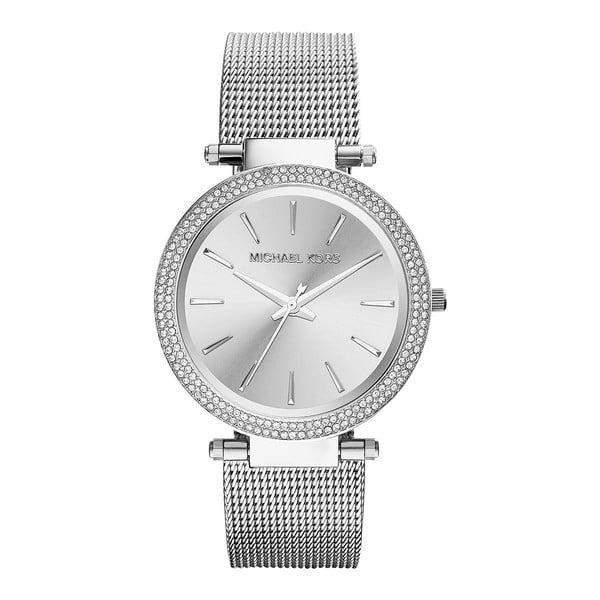 Dámské hodinky stříbrné barvy Michael Kors