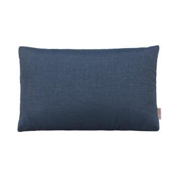 Față de pernă din bumbac Blomus, 60 x 40 cm, albastru închis imagine