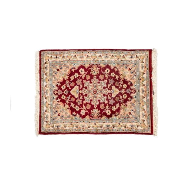 Ručně vázaný koberec Kashmirian, 89x63 cm