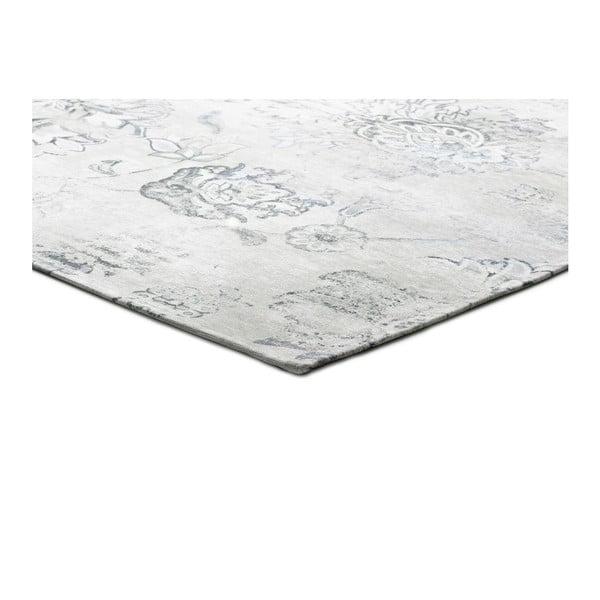 Šedý koberec Universal Chenile Gris, 140x200cm