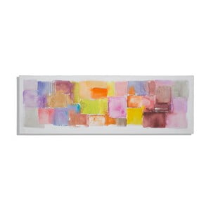 Ručně malovaný obraz Mauro Ferretti Rain, 50x150cm