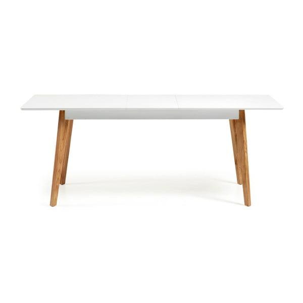 Rozkládací jídelní stůl La Forma Meet, délka160-200cm
