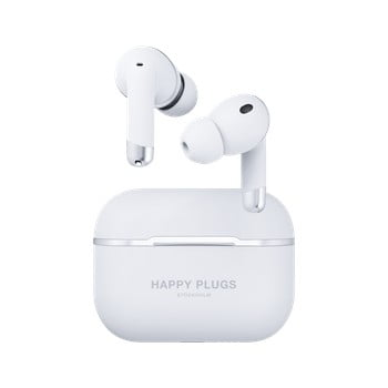 Căști wireless Happy Plugs Air 1 ANC, alb poza