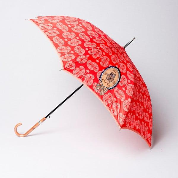 Deštník Alvarez Cashmere Coral Illustration