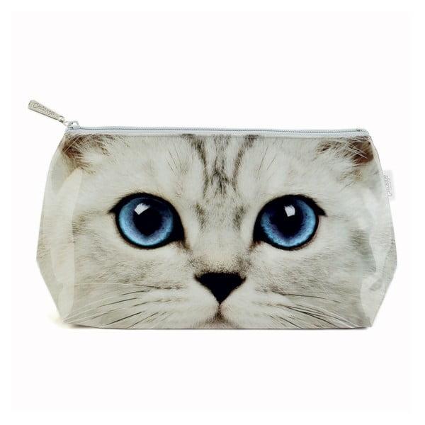 Toaletní taštička Silver Kitty