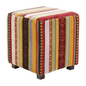 Vzorovaná stolička Kare Design Very British