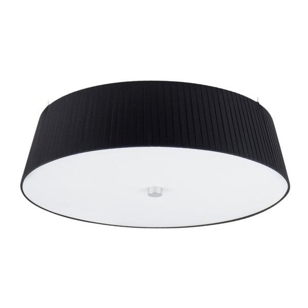 KAMI fekete mennyezeti lámpa, Ø45cm - Sotto Luce
