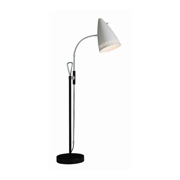 Stojací lampa Herstal Gorgi Chrome