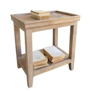 Konferenční stolek z mangového dřeva Orchidea Milano Natural
