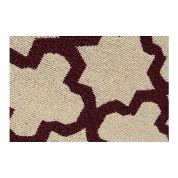 Vínovobéžový koberec Ya Rugs Yildiz, 80x150cm