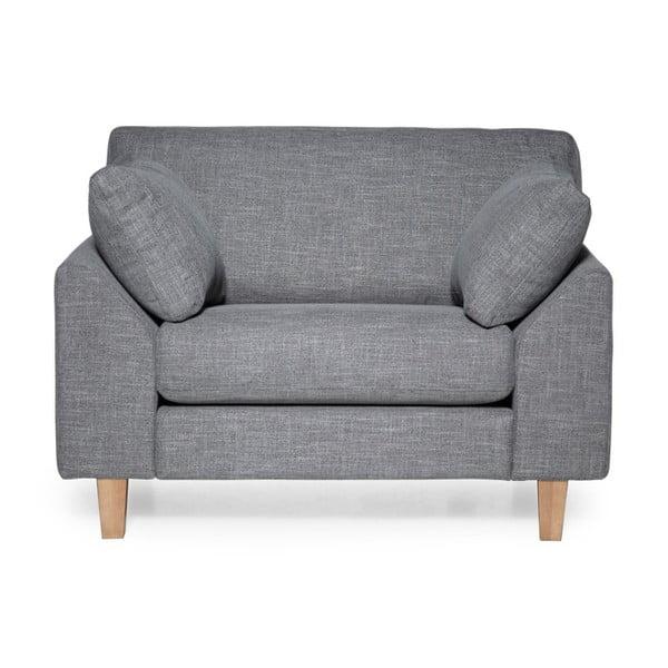 Garda szürke fotel - Softnord