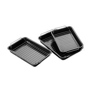 Sada 3 pekáčů Premier Housewares Roasting Trays