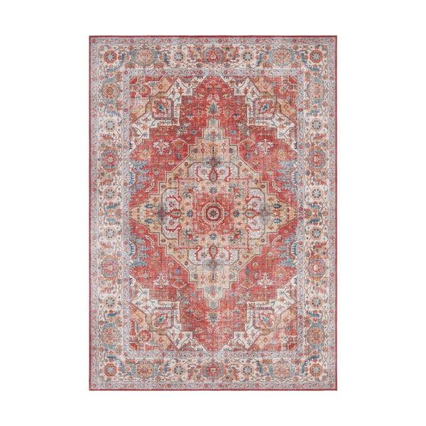 Jasnoczerwony dywan Nouristan Sylla, 160x230 cm