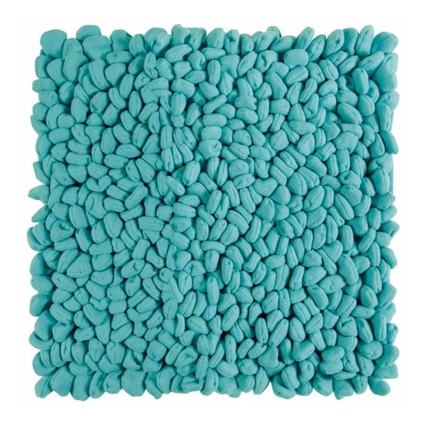 Koupelnová předložka Bodhi Blue Lagoon, 60x60cm