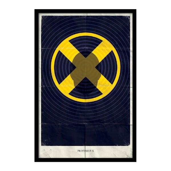 Plakát Professor X, 35x30 cm