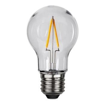 Bec cu LED pentru exterior Best Season Filament E27 A55 Presso imagine