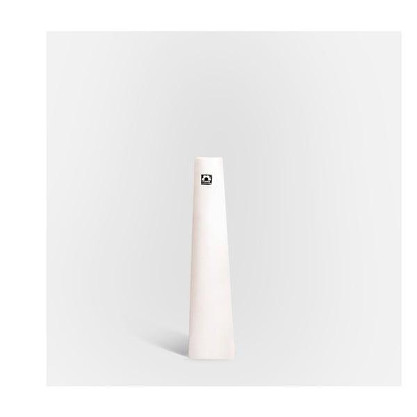Váza Maroni 31 cm, bílá
