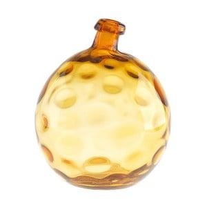 Sklěněná váza Inart Amber