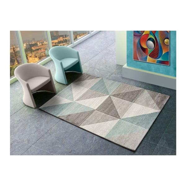 Retudo Naia kék-szürke szőnyeg, 160 x 230 cm - Universal