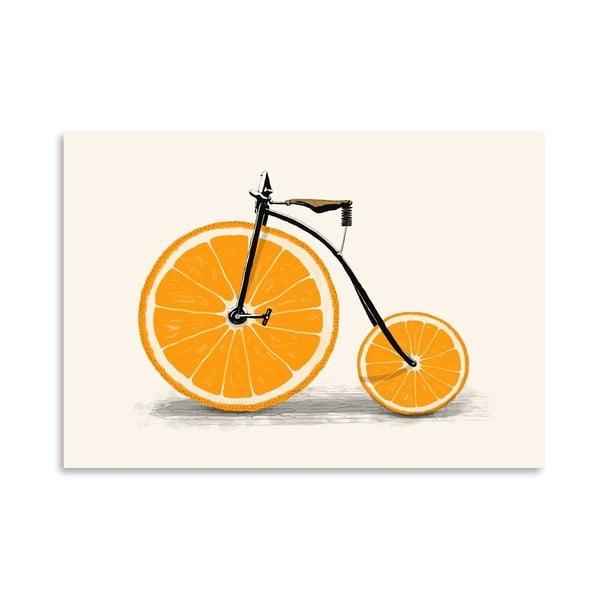 Plakát Vitamin od Florenta Bodart, 30x42 cm