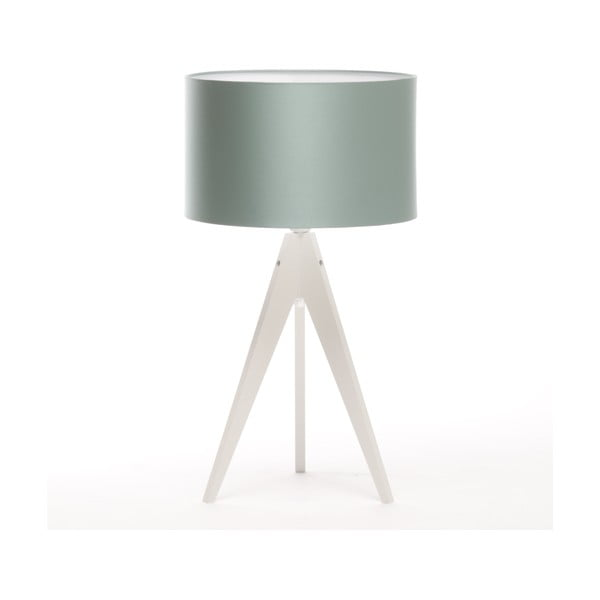 Stolní lampa Artist Light Green Blue/White, 65 cm