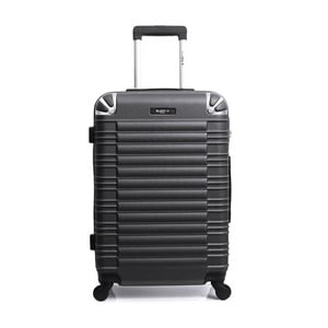Černý kufr na kolečkách Blue Star Lima, 91l