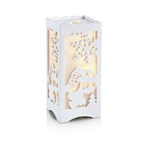 Bílá svítící dekorace Markslöjd Prince Lantern