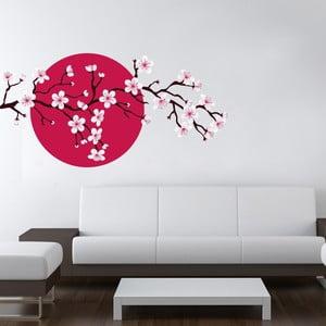 Samolepka na stěnu Sakura