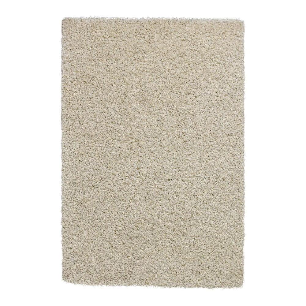 Krémový koberec Think Rugs Vista Creamy, 120 x 170 cm