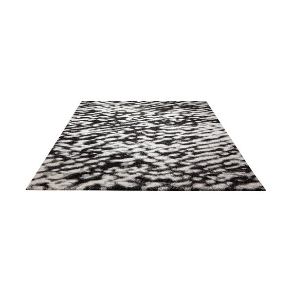Koberec Madison, 200x200 cm, černý