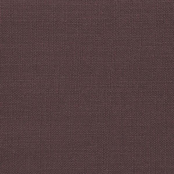 Fialová lavice Vivonita Selma Linen, 130x67cm