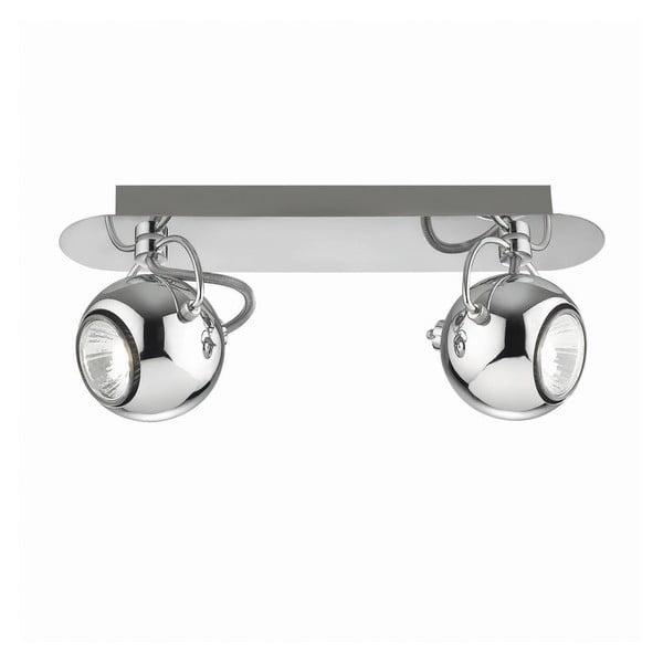Nástěnné/stropní svítidlo Evergreen Lights Double Point Chrome