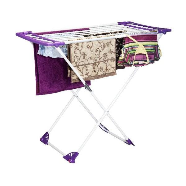 Skládací sušák Bonita Flexy Purple