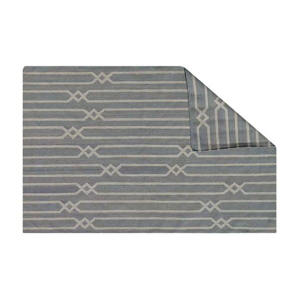 Vlněný koberec Kilim no. 830, 120x180 cm