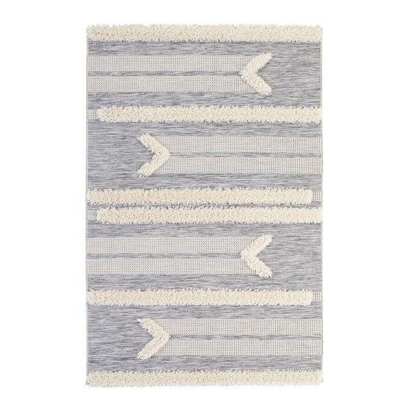 Covor Mint Rugs Handira Arrow, 150 x 77 cm, gri