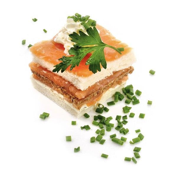Formičky na servírování jídla Mould Square