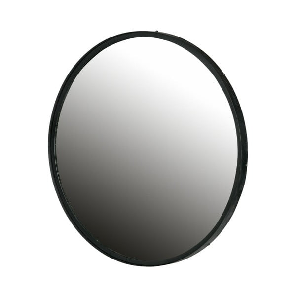 Nástěnné zrcadlo v kovovém rámu De Eekhoorn Lauren