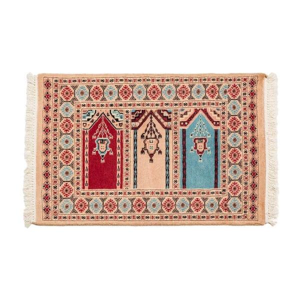 Ručně vázaný koberec Kashmir 108, 95x62 cm