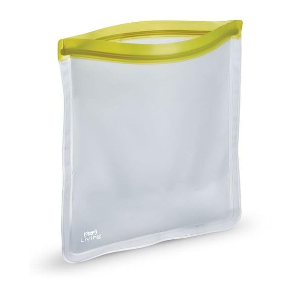 Úložné vrecúško Zip Domopak Smart, 32,5 x 29 cm