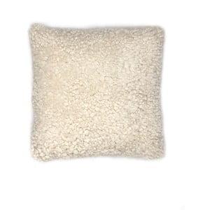 Pernă din blană de oaie Auskin Banain, 35 x 35 cm