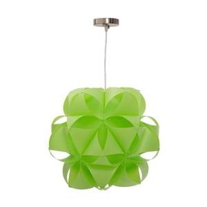 Zelené stropní světlo Mauro Ferretti Star