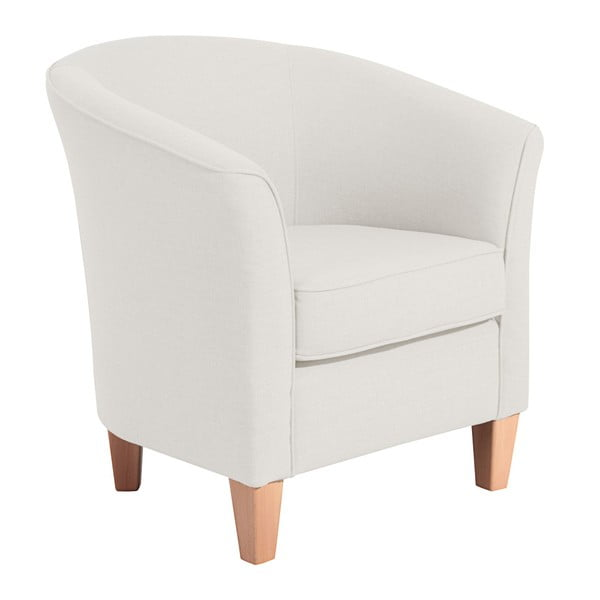 Livia Cream krém színű fotel - Max Winzer
