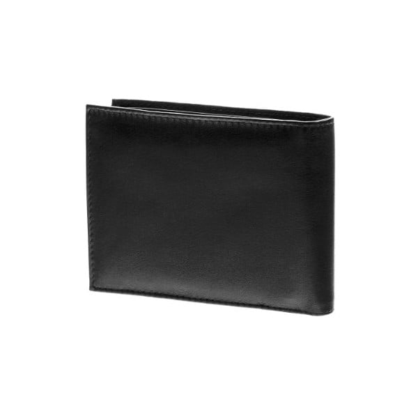 Kožená peněženka Continuum 1526, jednoduché prošívání