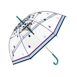 Umbrelă Blooms of London Rain Drops Straight
